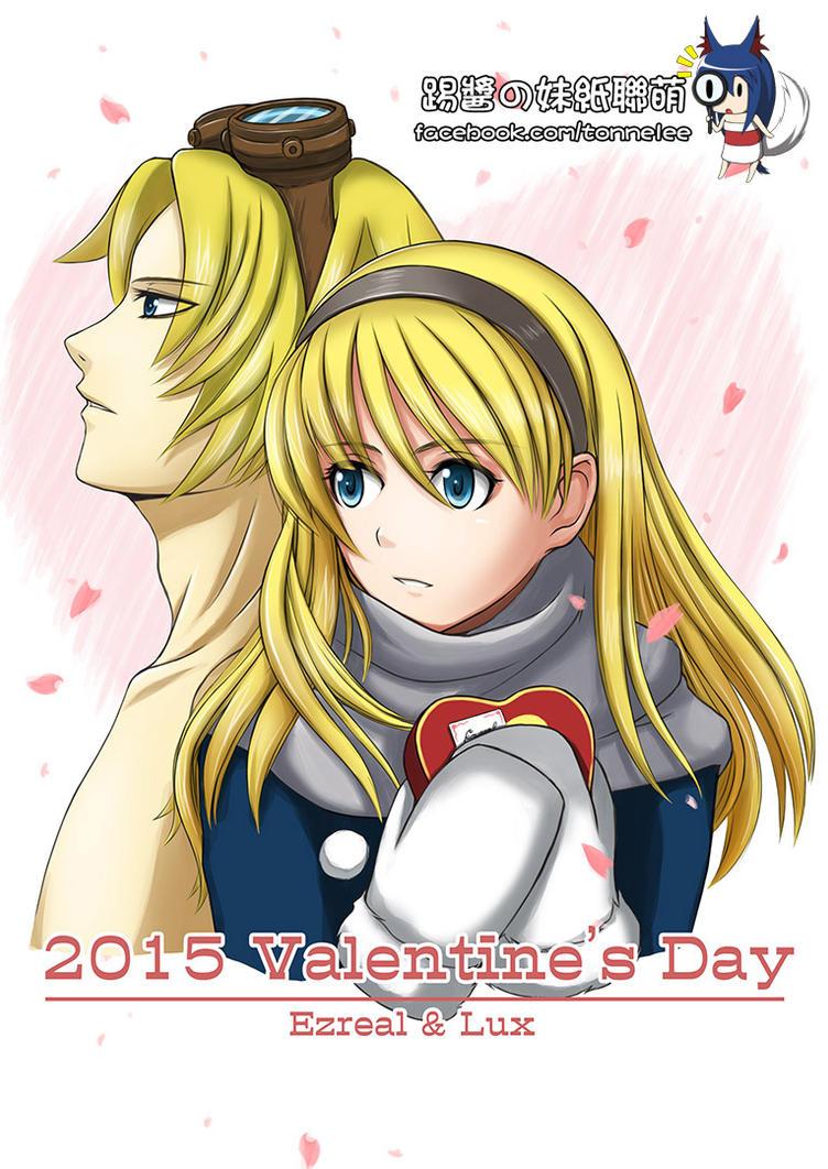 Happy 2015 Valentine's Day by tonnelee