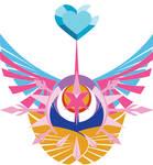 All new United Equestria Emblem