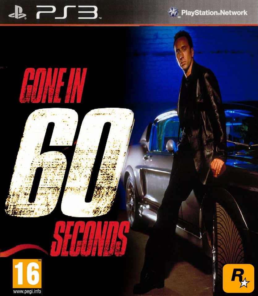 Gone in 60 Seconds: the game by sonamy-666 on DeviantArt