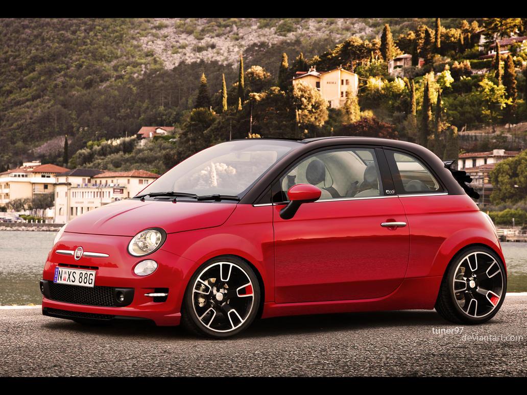 Fiat 500 By Tuner97 On Deviantart