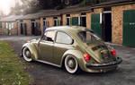 Volkswagen Beetle Stanced