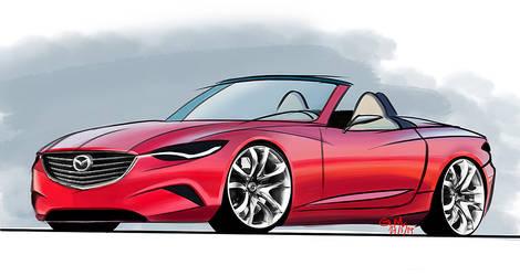 Mazda MX5 2015