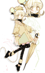 [CLOSED]Auction: Adopt: Little Witch#2