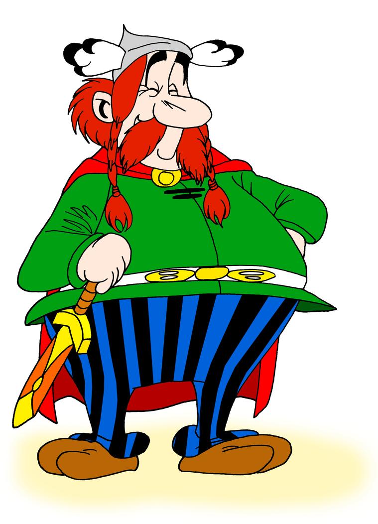 Asterix digital comics