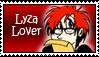 Lyza Lover Stamp by Birdy-Papa