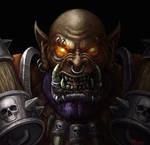 Garrosh - Warcraft