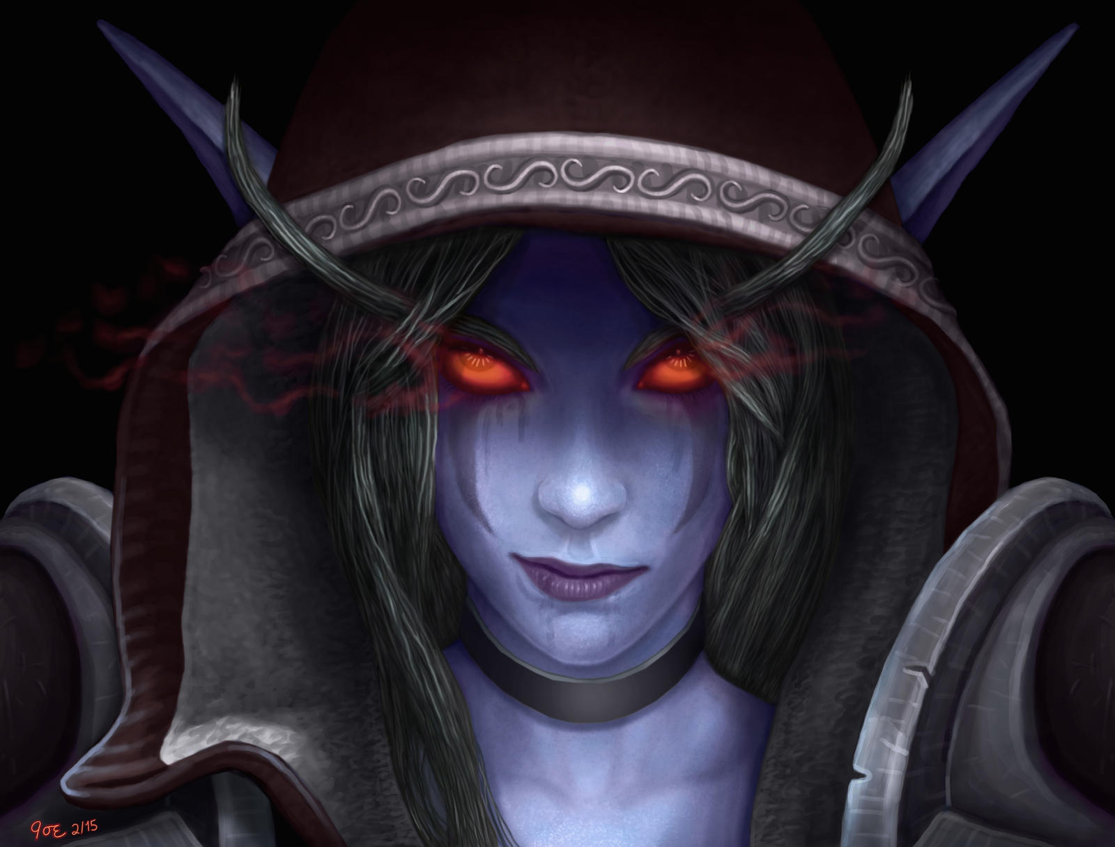 Sylvanas Windrunner chat hentia famous pussy