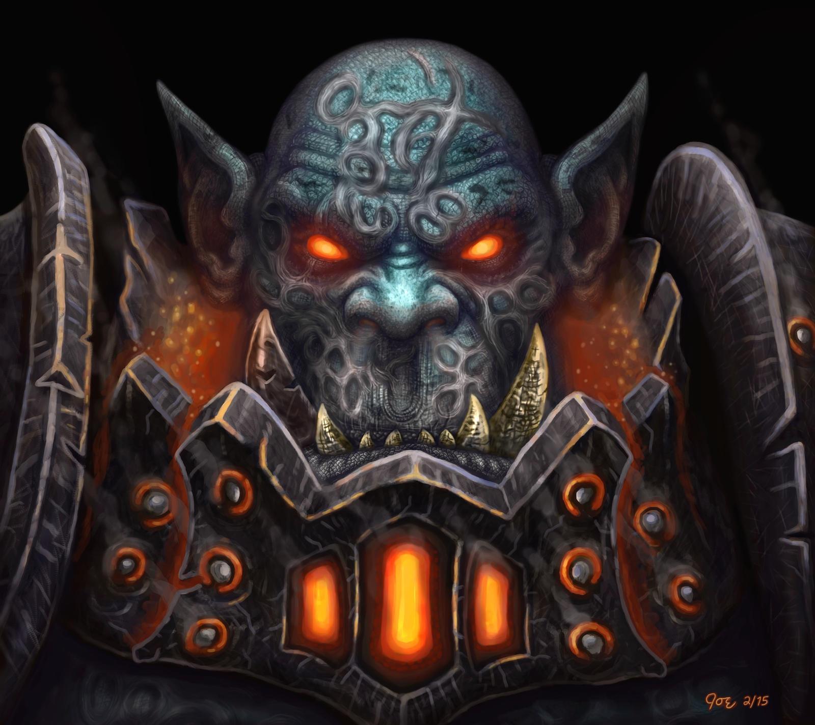 warcraft orc horde - photo #19
