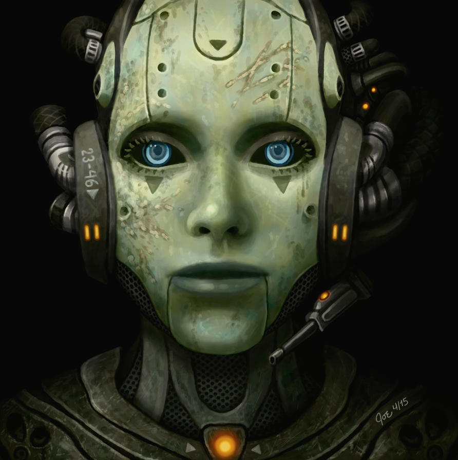 Starcraft - Adjutant by JoeDomani