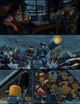 Mega Man Tribute Entry