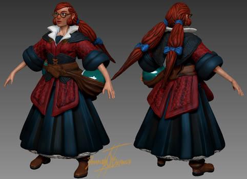 The Alchemist - Ruth WIP