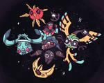 Gymleadersona- Space Dust Squad