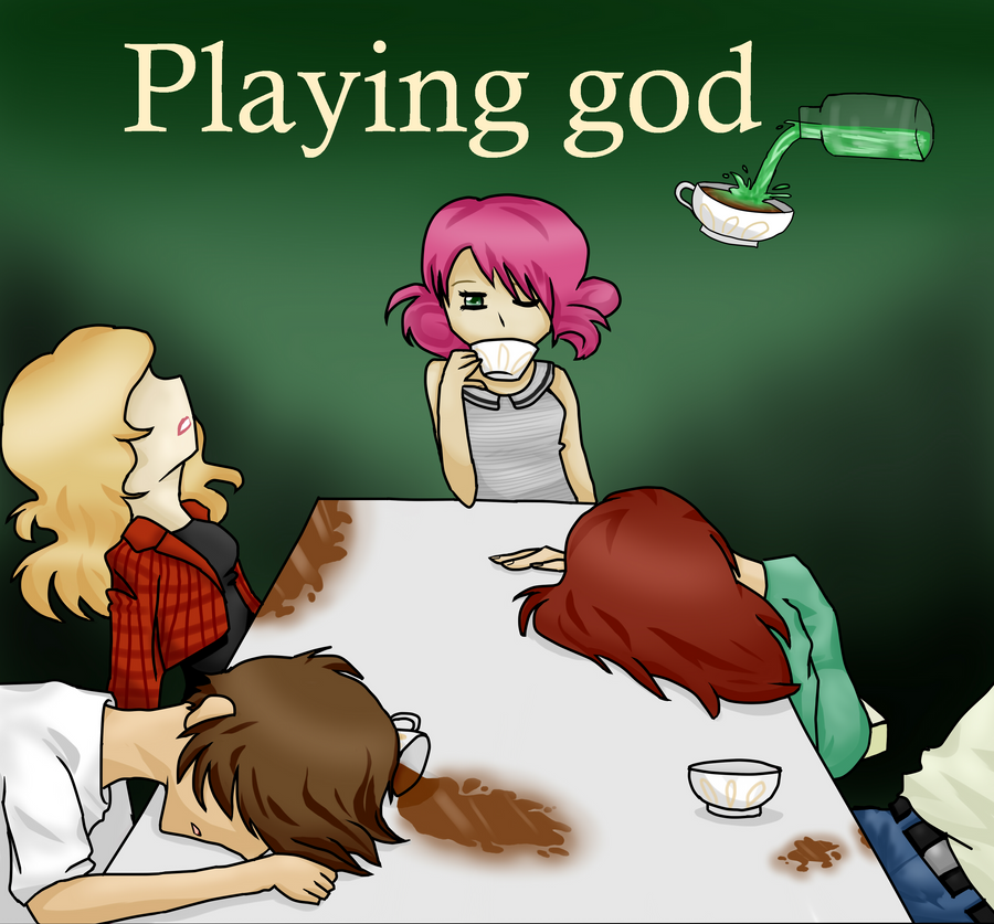 Paramore - Playing god by TheTimeLimit