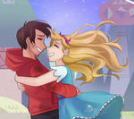 [STAR VS THE FORCES OF EVIL] STARCO Cleaved by TheTimeLimit