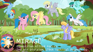 Mirage Squadron - Angels of Equestria