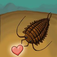 Trilobite Love by FourMapleLeaf