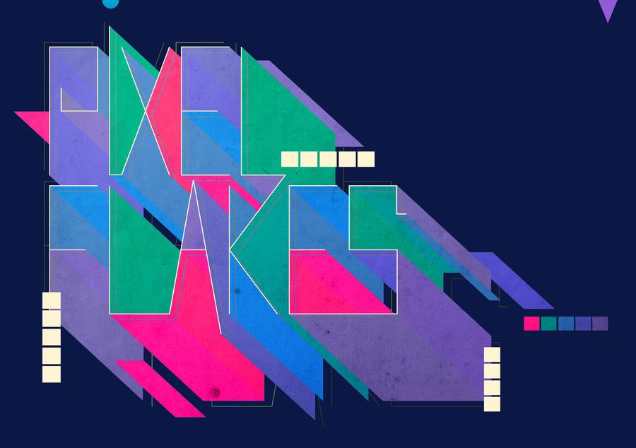 pixelflakes by Pixelflakes