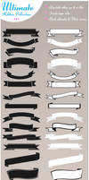 ribbons vector pack