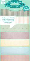 Vintage paper textures by Pixelflakes