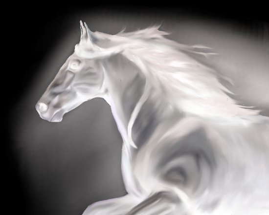 Thieving from the King (Dmitry, Katerii) Ghost_horse_by_jenniferard2050-d4xwj0o
