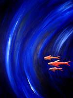 Underwater Scene by Cheddar79