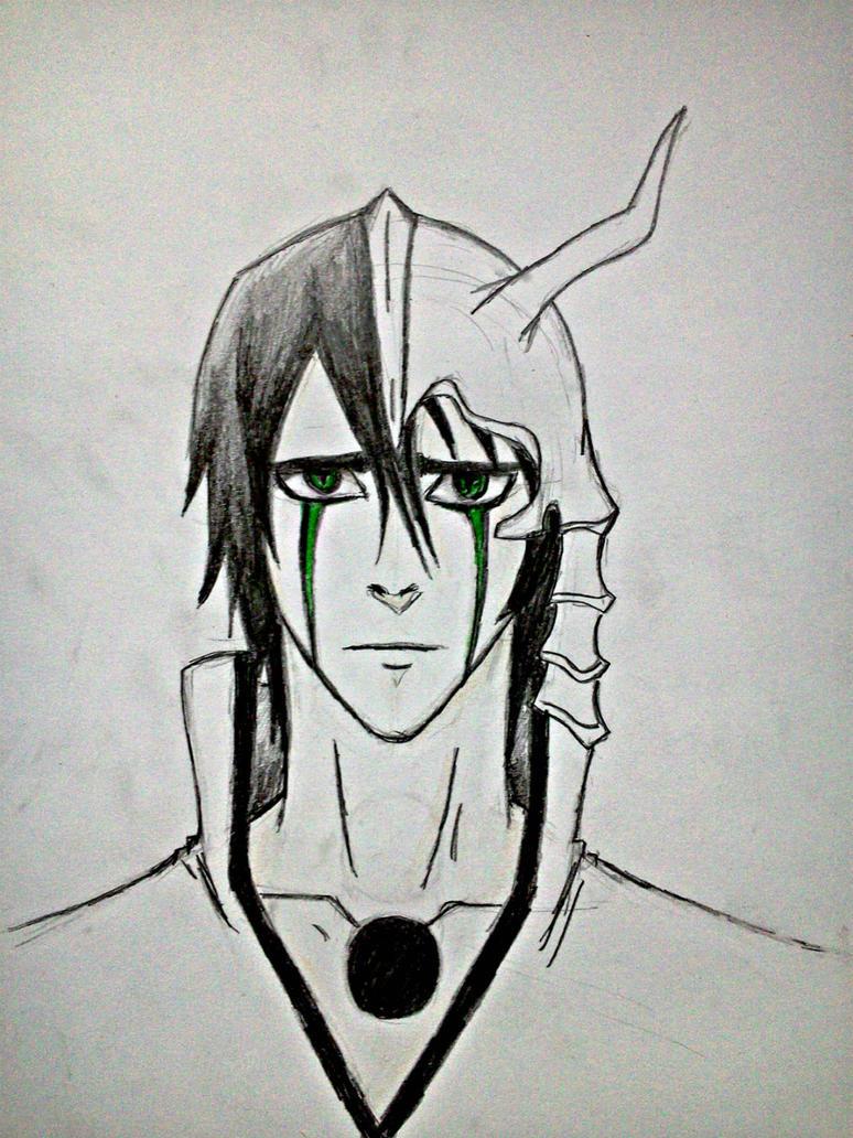 Ulquoirra Cifer - sketch by hikagenohana