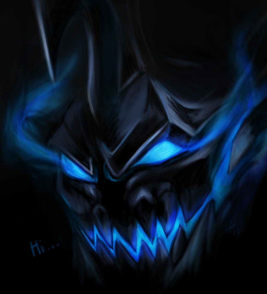 Creepy Smile Hecarim by Arlandria001 on DeviantArt