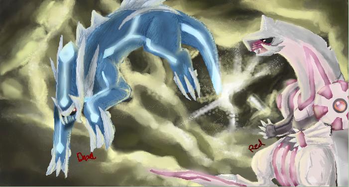 Dragon Nebula by RedRoronoa