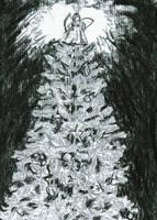 Christmas Tree 2012 by DagronRat