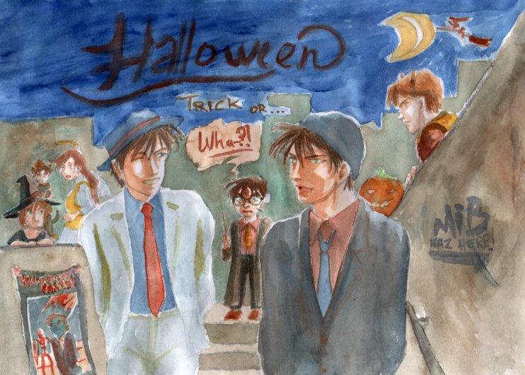 Halloween 2005 by DagronRat