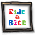 Ride A Bike (STAMP) by MaimingRobot