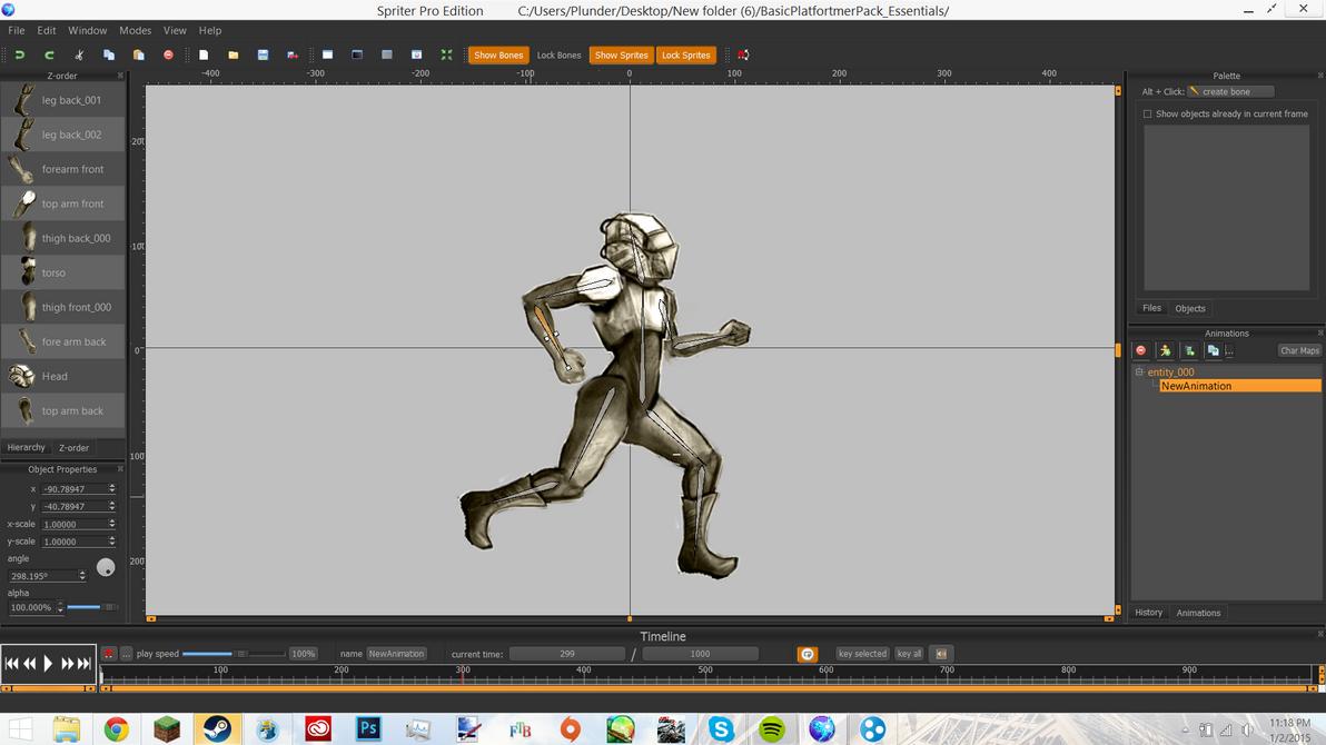 Screenshot (48) by PlunderPixels