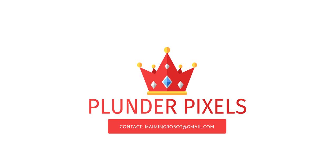 PlunderPixels.com My site!!!! by PlunderPixels