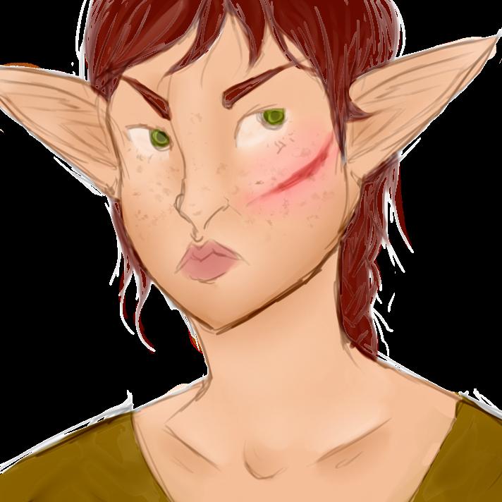 too elfy by Vriska88888888LOL