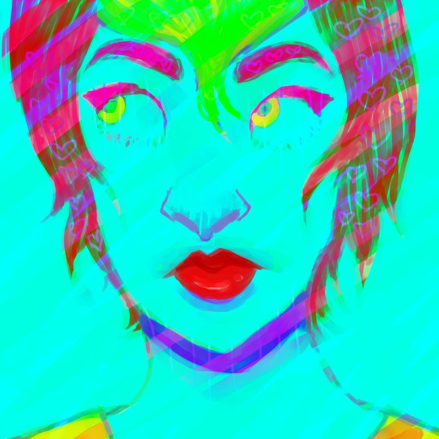face to face by Vriska88888888LOL