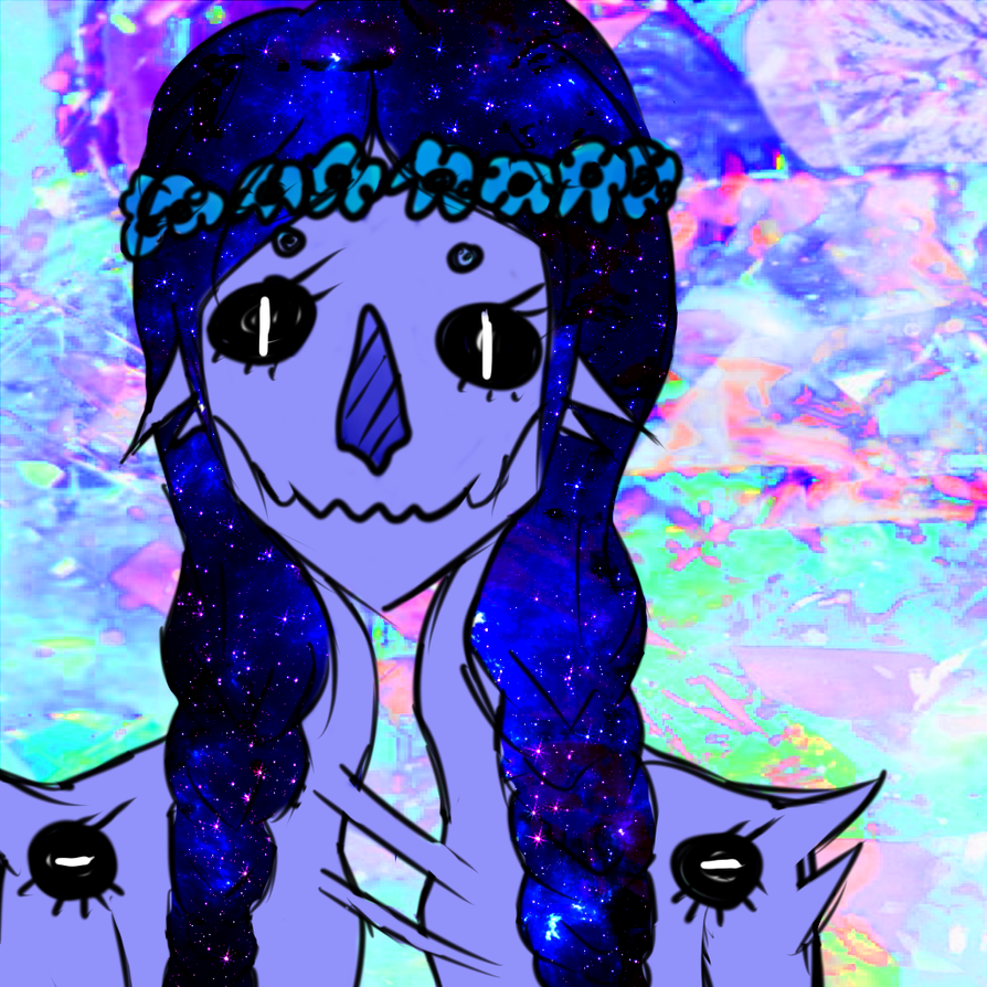 alien thing idk by Vriska88888888LOL