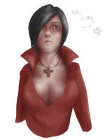 Ada Wong by StromDeck