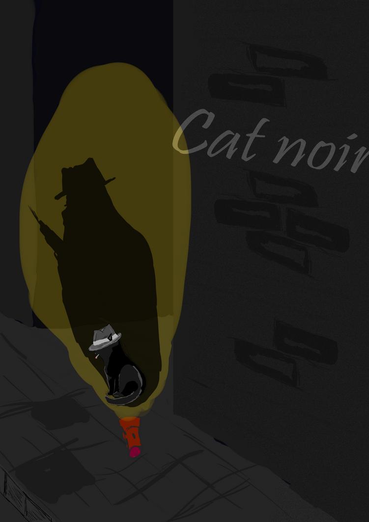 Кот нуар как кот