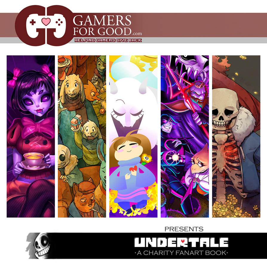 G4G Presents: Undertale Submission Preview #6 by GamersforGood