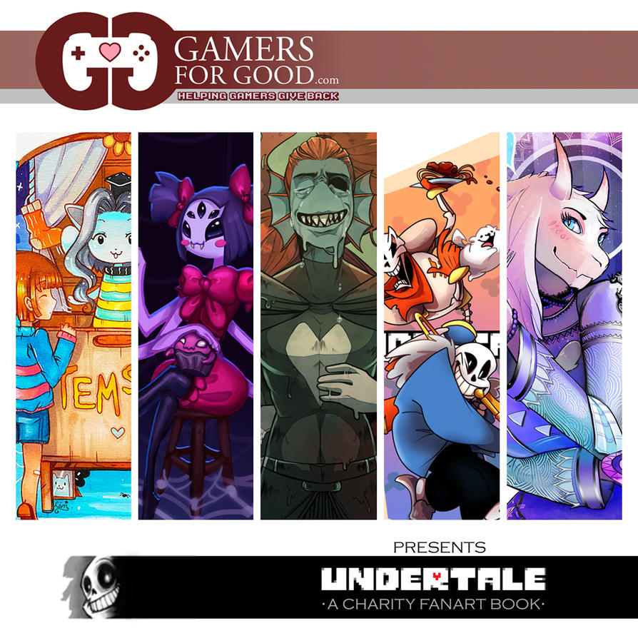 G4G Presents: Undertale Submission Preview #7 by GamersforGood