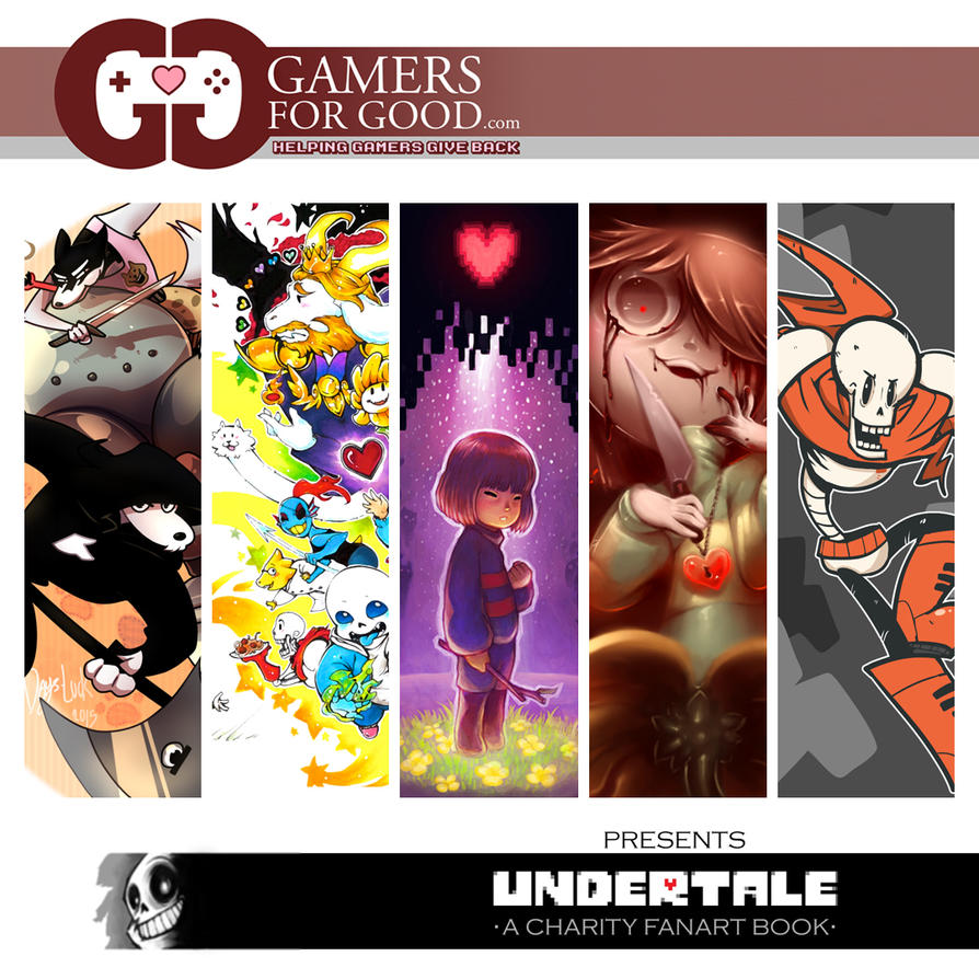 G4G Presents: Undertale Submission Preview #9 by GamersforGood