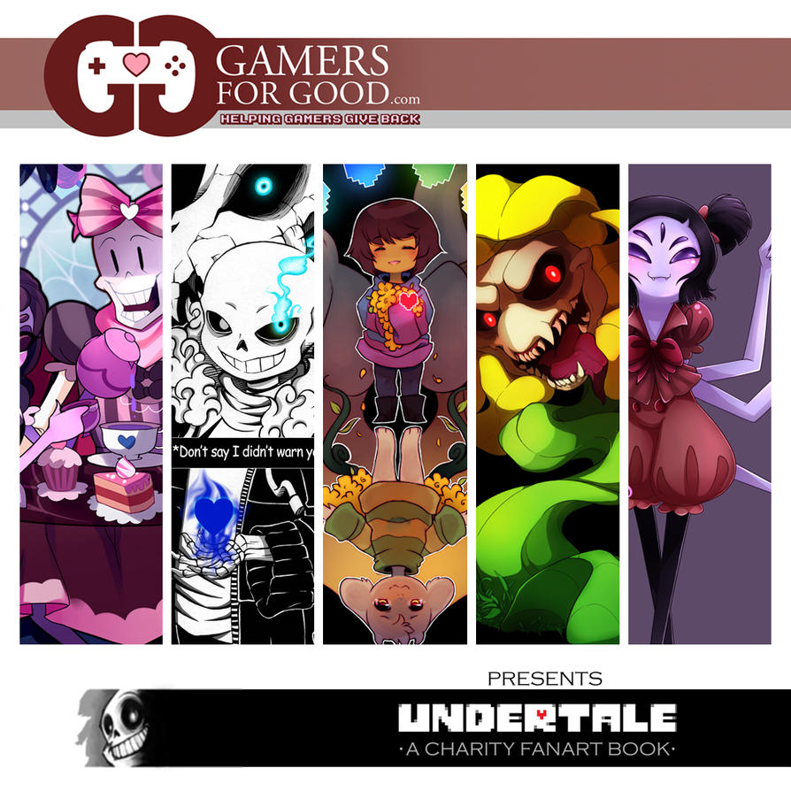 G4G Presents: Undertale Submission Preview # 10 by GamersforGood