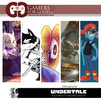 G4G Presents: Undertale Submission Preview #41