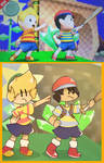 Ness And Lucas