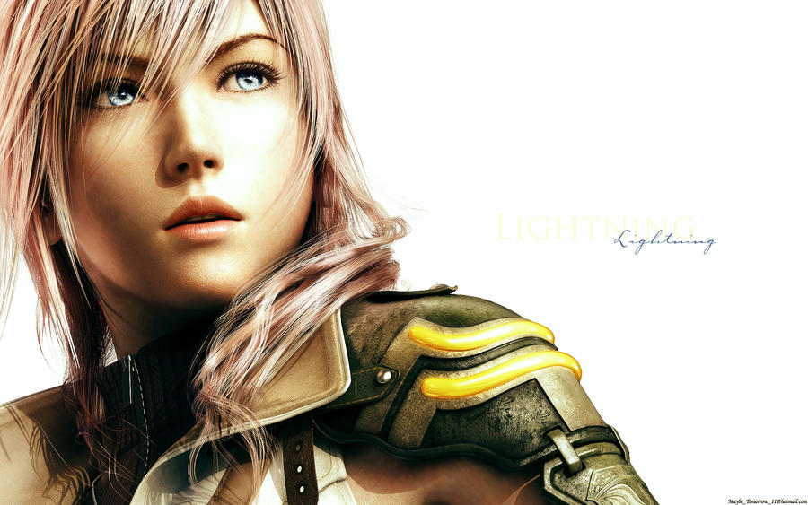 Final Fantasy XIII Lightning 2 by MaybeTomorrow07 ...