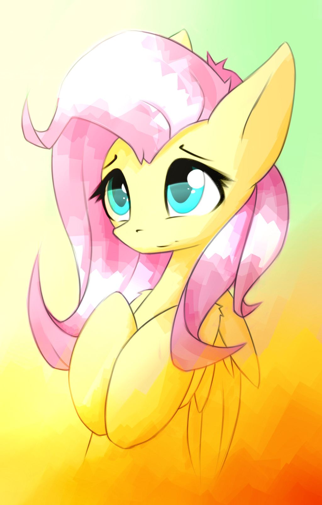 [Just] Fluttie by QueenBloodySky