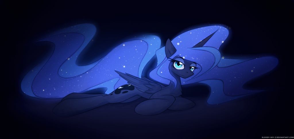 Luna by QueenBloodySky