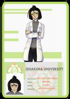 [OU] Asuka Hazuki by ZozolKapucyn