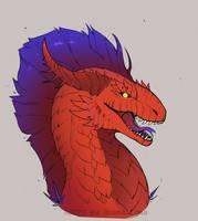 Infernal dragon - ver.1
