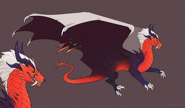 Infernal dragon [ CLOSED ]